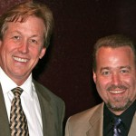 Glenn and Guy Ballard, nominees for the 2010 Orange County Business Journal Family Business Longevity Award