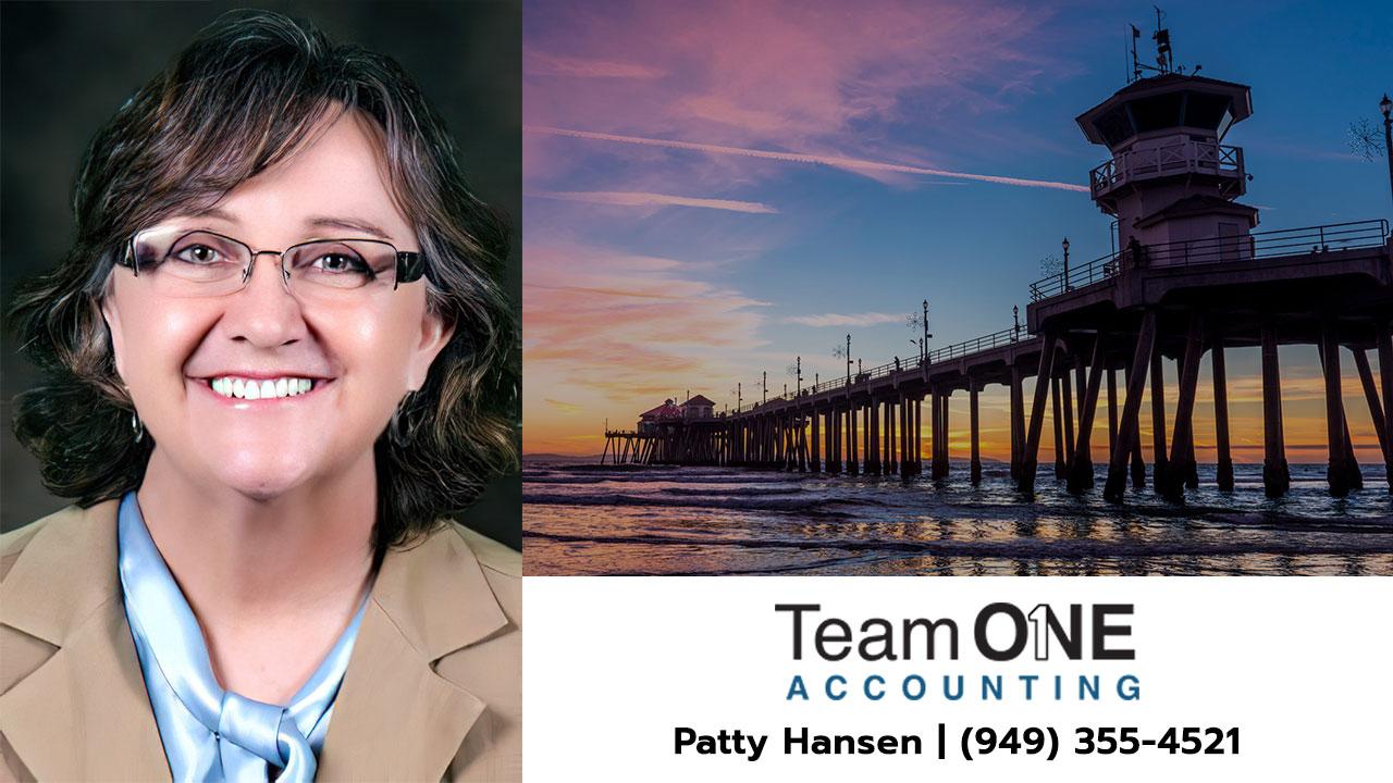 Patty Hansen - Bookkeeper - Costa Mesa, Orange County, CA